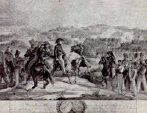 Crónica de la Batalla de Maipú