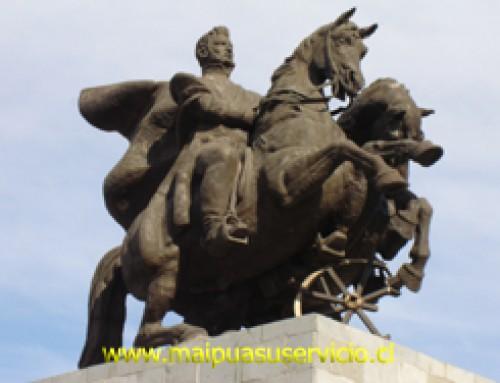 Monumento al Abrazo de Maipú