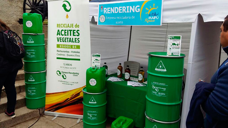 SMAPA en campaña para reciclar el aceite usado en el consumo doméstico